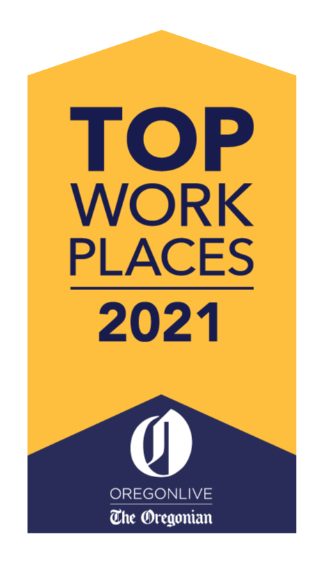 Voted Top Workplace 2021
